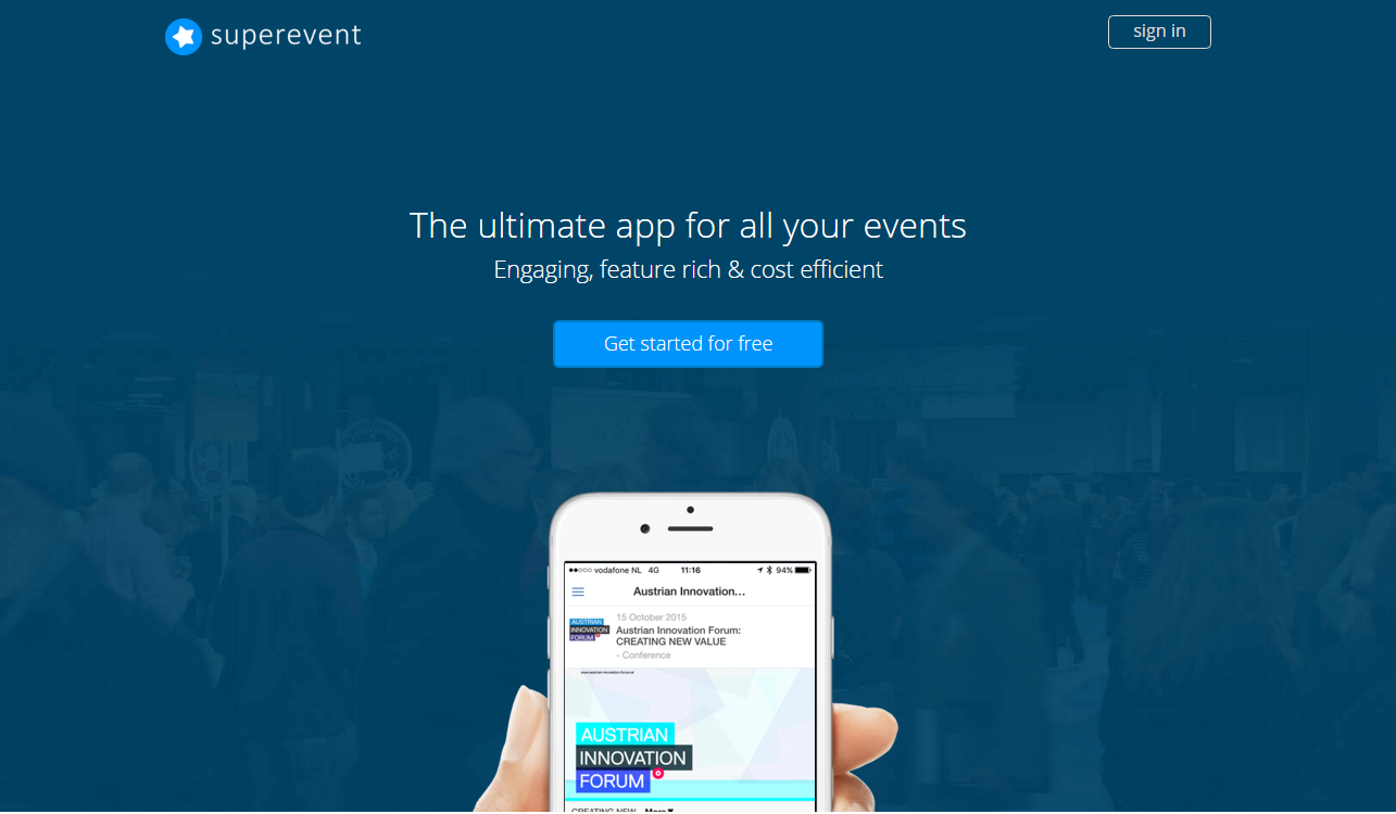 Superevent Mobile Apps